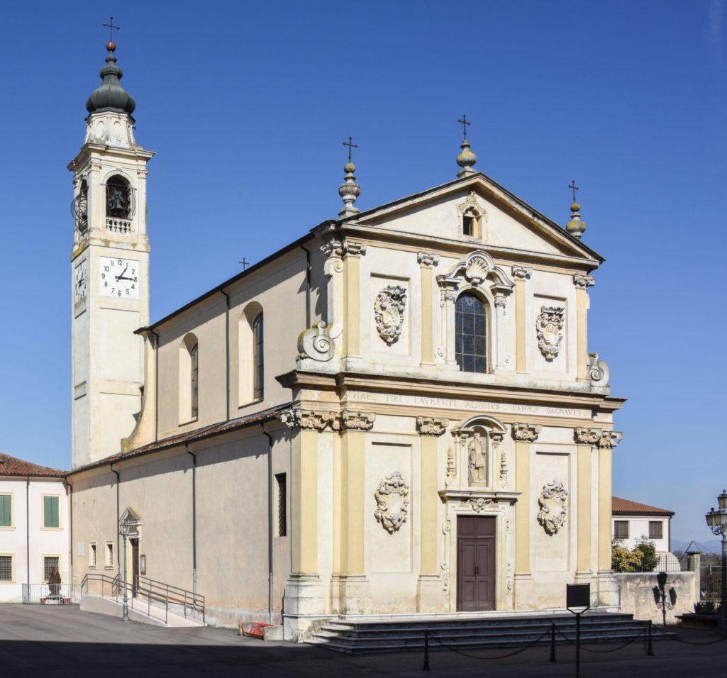 chiesa Grezzano