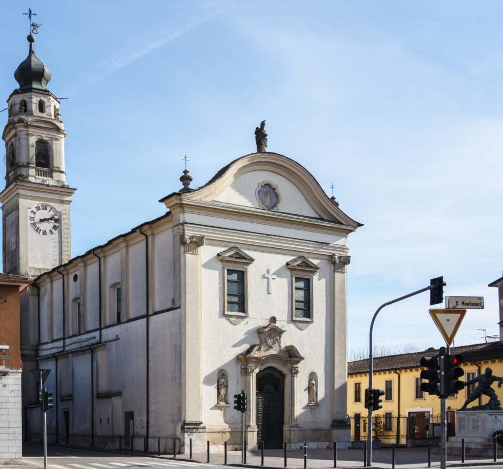 chiesa Mozzecane