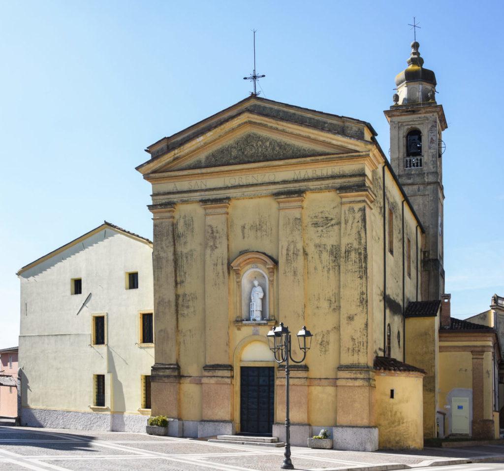 chiesa Nogarole Rocca