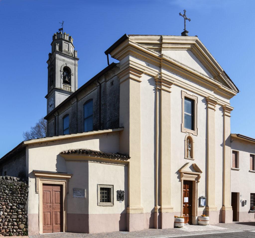 Chiesa di Tormine
