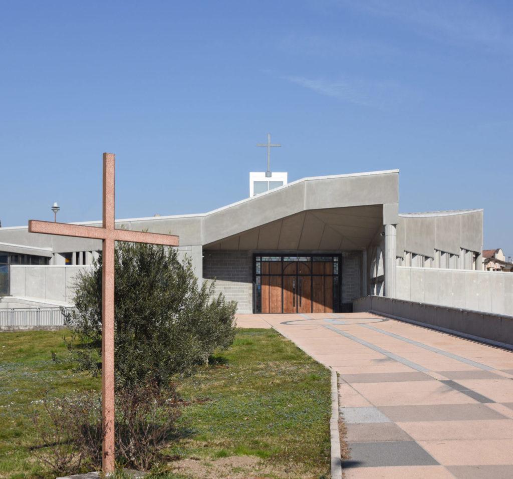 chiesa Madonna del popolo